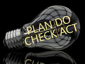 pic of plan-do-check-act  - Plan Do Check Act  - JPG