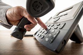 pic of telecommunications equipment  - Global communication concept  - JPG