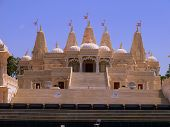 picture of bap  - An Indian Hindu Temple - BAPS Swaminarayan Mandir in Lilburn, GA