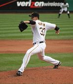 Charlie Morton aus den Pittsburgh Pirates