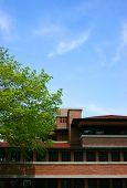 Frank Lloyd Wright'S Robie House, Vertical