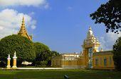 Backyard of Royal palace
