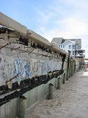 Beach Graffitti