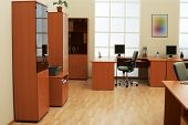 picture of business-office  - Beautiful conditions at modern and light office - JPG