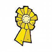 quirky drawing of lib dem rosette