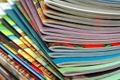 Colorful Magazines