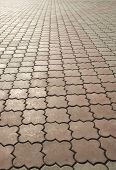 Ornate Paving Stones