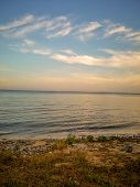 Sky Water Sea Scenics Beauty In Nature Horizon Over Tranquility Cloud Tranquil Scene Beach No People poster