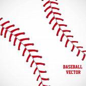 Baseball texture