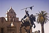 El Cid At Balboa Park In San Diego
