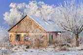 Wintertime In The Village