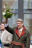 President Of Latvia Valdis Zatlers