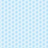 Abstract Vector Seamless Texture - Light Blue Hexagons