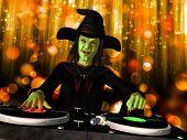 Wicked Witch Dj