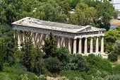 Templo de Hefesto, Atenas