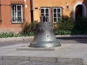 Brass Bell,warsaw Poland