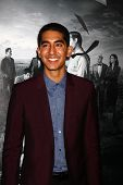 LOS ANGELES - JUL 10:  Dev Patel arrives at the HBO series