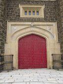 The Castle Gates