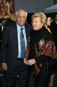 Garry Marshall and Barbara Marshall at the Los Angeles Premiere of 'Race To Witch Mountain'. El Capi