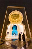 The Shaikh Zayed Mosque