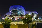 Ferrari World Park In  Abu Dhabi