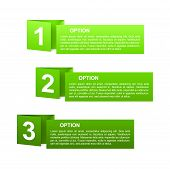 Green Paper Option Labels