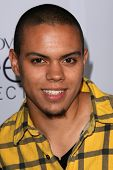 Evan Ross  at Queen Latifah's Birthday Party presented by Cover Girl Queen Collection. Club Light, Hollywood, CA. 03-28-09