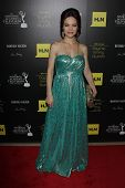Rebecca Herbst at the 39th Annual Daytime Emmy Awards, Beverly Hilton, Beverly Hills, CA 06-23-12