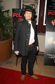 Larry Eudene  at the Charity Screening of 'Polanski Unauthorized' to Benefit the Children's Defense League. Laemmle Sunset 5 Cinemas, West Hollywood, CA. 02-10-09