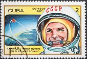 Irst Astronaut Gagarin