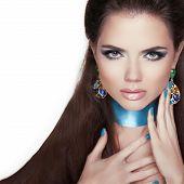 picture of minx  - Beauty Fashion Woman Portrait - JPG