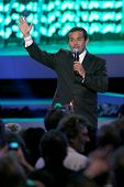 Antonio Villaraigosa   at the Debut of L.A. Live's 'Light of Angels'. L.A. Live, Los Angeles, CA. 12-04-08