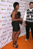 Fantasia Barrino   at the Trevor Project's 11th Annual Cracked Xmas Fundraiser. The Wiltern Theatre, Los Angeles, CA. 12-07-08