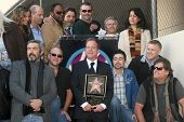 Kiefer Sutherland with the cast and crew of '24'   at the Ceremony Honoring Kiefer Sutherland with the 2,377th Star on the Hollywood Walk of Fame. Hollywood Boulevard, Hollywood, CA. 12-09-08