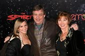 Mark Hamill and family   at the Los Angeles Premiere of 'The Spirit'. Grauman's Chinese Theatre, Hollywood, CA. 12-17-08