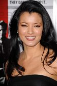 Kelly Hu   at the Los Angeles Premiere of 'Valkyrie'. The Directors Guild of America, Los Angeles, CA. 12-18-08