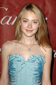 Dakota Fanning  at the Palm Springs Film Festival Gala. Palm Springs Convention Center, Palm Springs, CA. 01-06-09