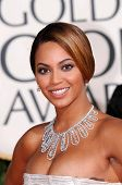 Beyonce Knowles at the 66th Annual Golden Globe Awards. Beverly Hilton Hotel, Beverly Hills, CA. 01-