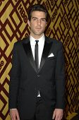 Zachary Quinto  at the HBO Golden Globe Awards After Party. Circa 55 Restaurant, Beverly Hills, CA. 01-11-09