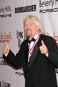 Richard Branson at the 6th Annual 'Living Legends of Aviation' Awards Ceremony. The Beverly Hilton H