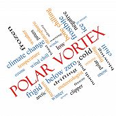 picture of frostbite  - Polar Vortex Word Cloud Concept angled with great terms such as cold wind chill ice and more - JPG