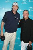 Kevin Sorbo and Gary Player at the Callaway Golf Foundation Challenge Benefiting Entertainment Industry Foundation Cancer Research Programs. Riviera Country Club, Pacific Palisades, CA. 02-02-09