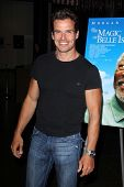 Antonio Sabato, Jr. at the Los Angeles Premiere of