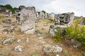 Phenomenon Rock Formations In Bulgaria Around Beloslav - Pobiti Kaman