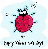 Valentine Ladybug.eps