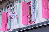 Cute house Arab Street Singapore