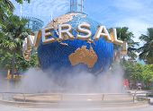 Resorts World Sentosa and Universal Studio Singapore