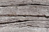 Railway Sleeper Wooden Background