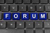 Forum Word On Keyboard