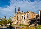 Town Hall Of Illkirch-graffenstaden - Alsace, France